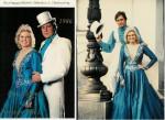 Prinzenpaar der Saison 1985/1986 Prinz Helmut I. und Prinzessin Elke I.
