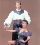 Prinzenpaar der Saison 1988/1989 Prinz Christian I. und Prinzessin Rita I.