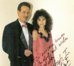 Prinzenpaar der Saison 1989/1990 Prinz Christoph I. und Prinzessin Claudia I.