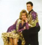 Prinzenpaar der Saison 1996/1997 Prinz Teddy I. und Prinzessin Ute I.