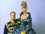 Prinzenpaar der Saison 1997/1998 Prinz Florian I. und Prinzessin Melanie I.