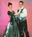 Prinzenpaar der Saison 2000/2001 Prinz Andreas I. und Prinzessin Alexandra I.