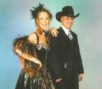 Prinzenpaar der Saison 2001/2002 Prinz Stefan II. und Prinzessin Anja I.