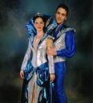 Prinzenpaar der Saison 2002/2003 Prinz Phillip I. und Prinzessin Fatima I.