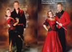 Prinzenpaar der Saison 2005/2006 Prinz Maximillian I. und Prinzessin Kathrin I.