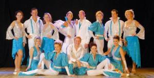 Showtanzgruppe Black Secrets der Saison 2008