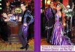 Prinzenpaar der Saison 2009/2010 Prinz Paul I. und Prinzessin Daniela I.
