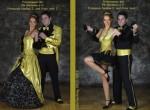 Prinzenpaar der Saison 2011/2012 Prinz Andi I. und Prinzessin Nadine I.
