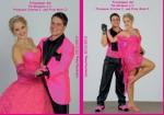 Prinzenpaar der Saison 2012/2013 Prinz Michi I. und Prinzessin Cristina I.